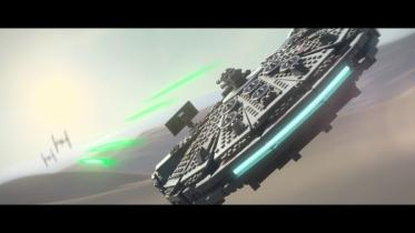 LEGO STAR WARS: The Force Awakens imagem