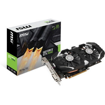 MSI GeForce GTX 1060 6GT OC - 6 Gb